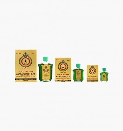 Gold Medal Medical Oil