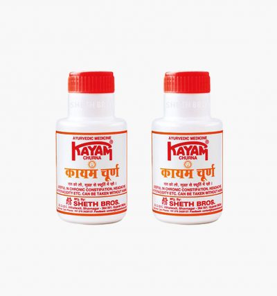 Kayam Churna 50g Multi Pack