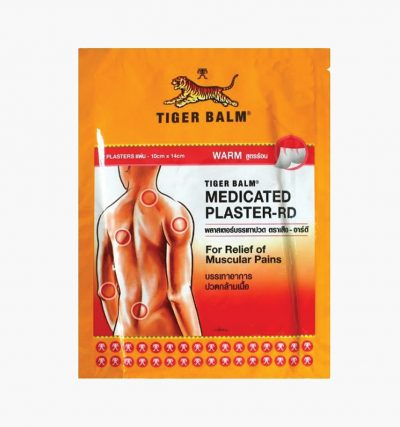 tiger balm plaster patch