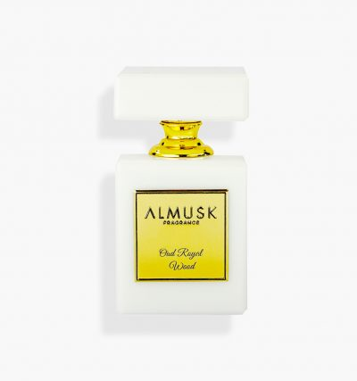 Almusk Oud Royal Wood Perfume Oil