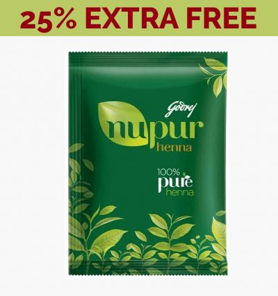 Nupur Henna Powder (150g)