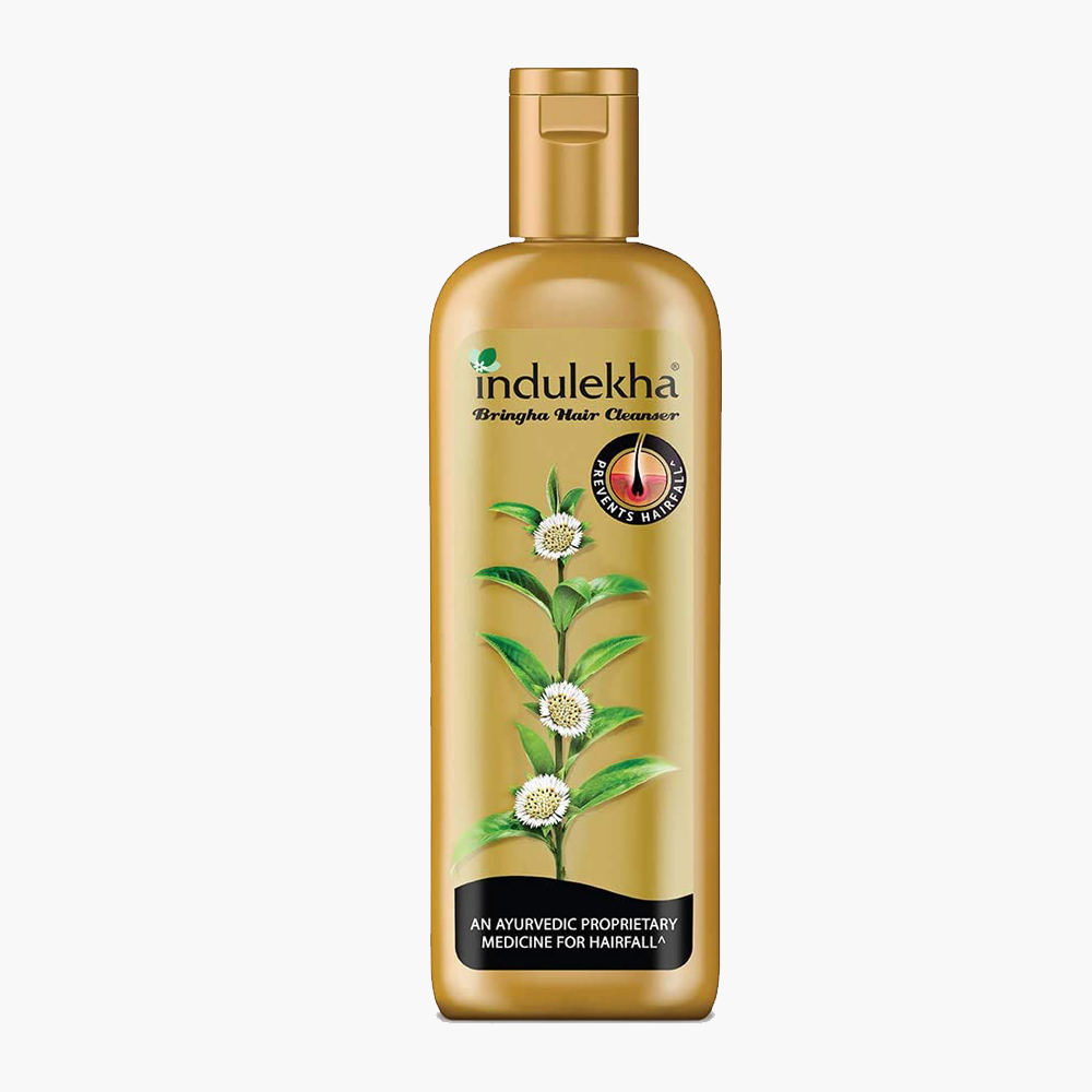 Indulekha Bringha Hair Anti-Hair Fall Shampoo