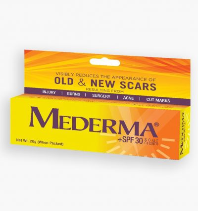 Mederma with SPF30 Scar Cream (20g)